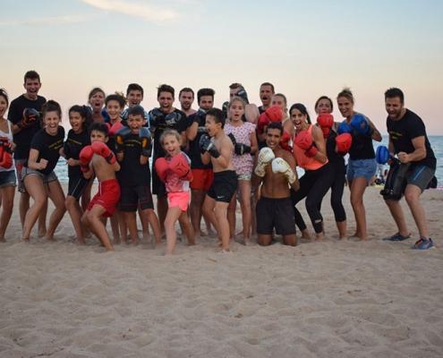 stage-plage fréjus taekwondo